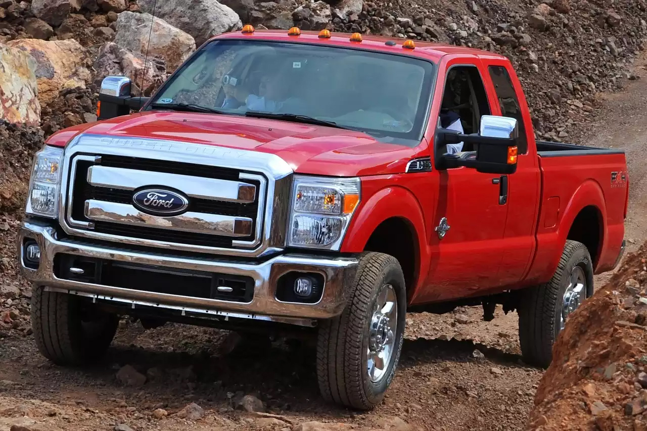 Top Quality Hood Scoops To Dress Up Your Ford F 250 350 Super Duty 2014 2011 2016