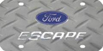 Ford Escape Hood Scoops
